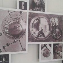 esposizione alla scuola Bauhaus