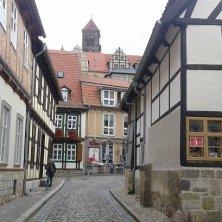 in giro per Quedlinburg