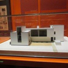 modellino casa Bauhaus