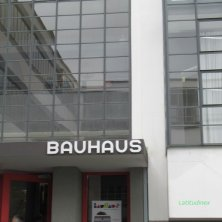 scuola Bauhaus entrata