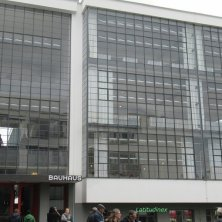sede scuola Bauhaus Dessau