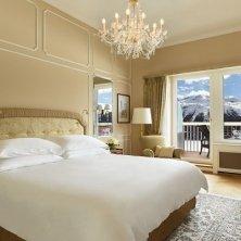 stanza Badrutt's Palace hotel