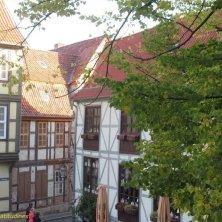 vicolo di Quedlinburg