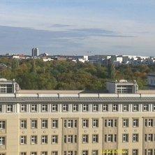 vista dall'alto Karl Marx Alle architettura