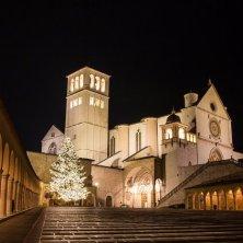 Assisi basilica Natale