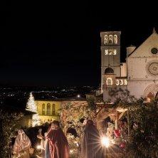 Assisi presepe Natale