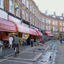 Brixton Market Londra