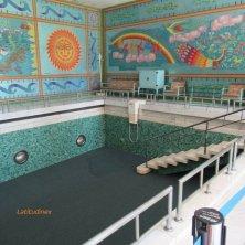 piscina interna casa Ceausescu