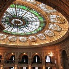soffitto aula Parlamento Bucarest