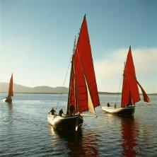Galway-Hookers-Traditional Sailing Boats-Betraboy Bay
