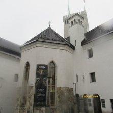 al castello Lubiana