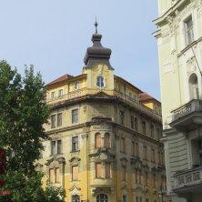 palazzo nel quartiere ebraico