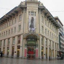 palazzo piazza Preseren