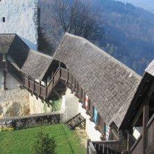 passaggi al castello medievale