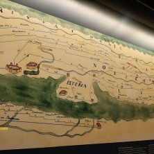 piantina di Celje romana