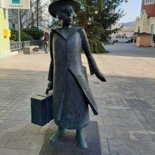 statua di Alma