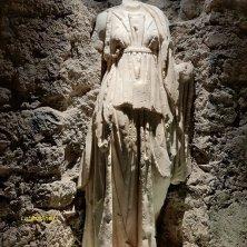 statua romana a Celje