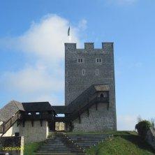 torre Frederick al castello