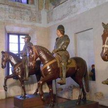 Gonzaga a cavallo Sabbioneta