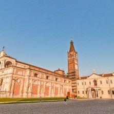 San Bendetto Po abbazia di Polirone