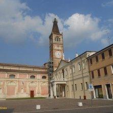 abbazia di Polirone entrata complesso