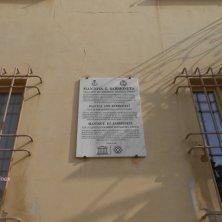insegna Patrimonio Unesco
