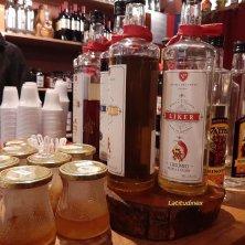 liquori e miele a Lubiana