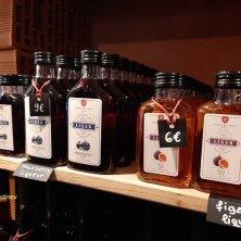 liquori figo e mirtillo