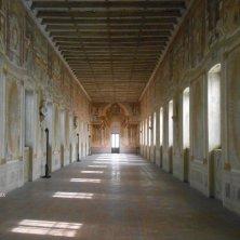 sala palazzo del Giardino Sabbioneta