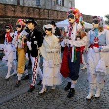 sfilata Carnevale in Monferrato Rocca Grimalda