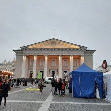 Municipio Vilnius per la fiera