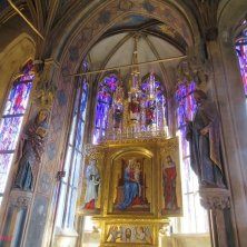 cappella interna torre del municipio