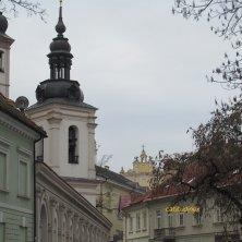 chiese di Vilnius centro storico