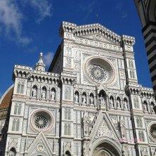 facciata Santa Maria del Fiore Firenze
