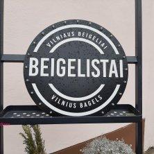il regno dei bagels a Vilnius