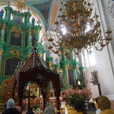 interni ortodosso monastero
