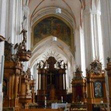 interno chiesa Sant'Anna