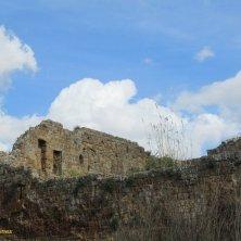 mura rocca aldobrandesca