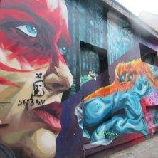 murales a Uzupis