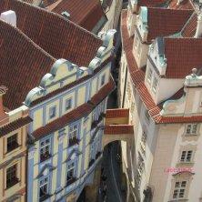 palazzi della Città Vecchia dalla torre del municipio