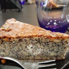 torta tipica ai semi di papavero cucina lituana