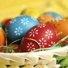 uova dipinte in Repubblica Ceca