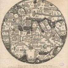 Il Mappamondo Borgiano (riproduzione del 1797)