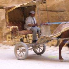 calesse a Petra