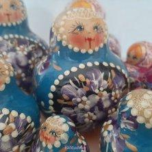 matrioska azzurra