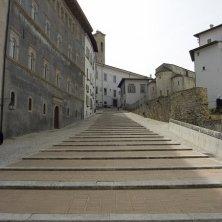 scalinata da sotto