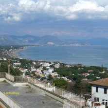 vista panoramica dal borgo