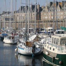 porto di Saint Malo