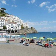 Amalfi spiaggia
