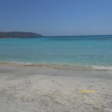 Elafonisi spiaggia Creta
